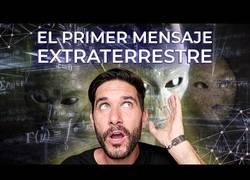 Enlace a El primer mensaje extraterrestre