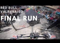 Enlace a Redbull descenso extremo Valparaiso