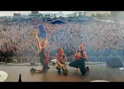 Enlace a Cuando el thrash metal y el haka se unen