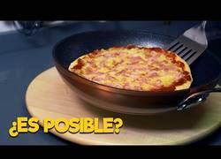 Enlace a Cómo hacer una pizza sin horno (de verdad)