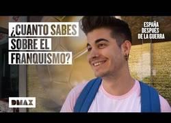 Enlace a ¿Cuánto saben los españoles sobre el franquismo?