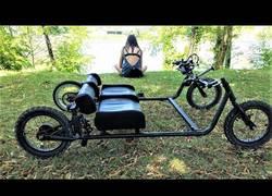Enlace a Fabrica un mini coche de 1000w y 35km/h