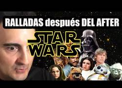 Enlace a Ralladas después del after - Star Wars