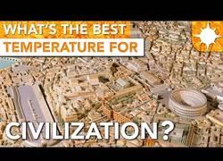 Enlace a ¿Cuál es la mejor temperatura para la civilización?