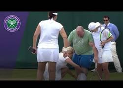 Enlace a Los momentos más graciosos de Wimbledon