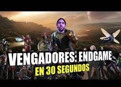 Enlace a Vengadores: endgame en 30 segundos por Zorman