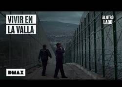 Enlace a ¿Cómo es vigilar la valla de Melilla?