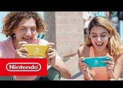 Enlace a Presentación Nintendo Switch Lite