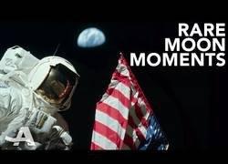 Enlace a Otros momentos olvidados del aterrizaje en la luna