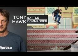 Enlace a Tony Hawk tiene un nuevo vídeo de skate a sus 51 años