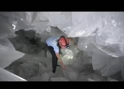 Enlace a Abren al público una cueva de cristal realmente espectacular para que puedas visitarla