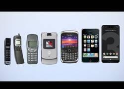 Enlace a La historia de los teléfonos móviles