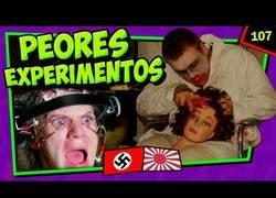 Enlace a Los experimentos más crueles de la II guerra mundial