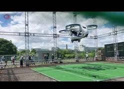 Enlace a Ya empezamos a ver prototipos de coches voladores
