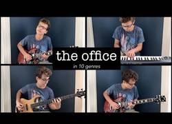 Enlace a 'The office' en muchos estilos