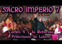 Enlace a El emperador CARLOS I contra LUTERO