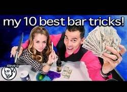 Enlace a Steve-O, de Jackass, te enseña sus mejores trucos de bar