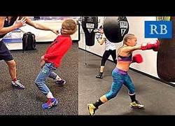 Enlace a Así es el entrenamiento de Kira Makogonenko