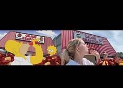 Enlace a Los simpson y Nueva Orleans, las dos pasiones de estas chicas suizas