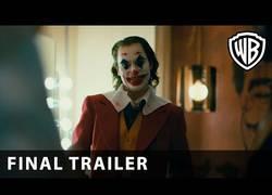 Enlace a ¡El trailer final del Joker ya está aquí!