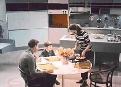 Enlace a 'La casa del futuro 1999' vista desde los años 60