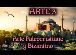 Enlace a ARTE PALEOCRISTIANO Y BIZANTINO