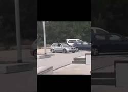 Enlace a Vehículo robado se da a la fuga de la policía