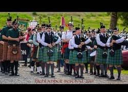 Enlace a El día de escocia en Washington
