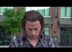 Enlace a Channing Tatum parodia el mítico anuncio de Van Damme