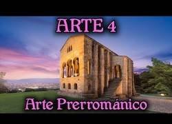 Enlace a ARTE PRERROMÁNICO (Visigodo, Asturiano, Carolingio...)