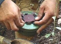 Enlace a Pelotas de acero: desactivando minas