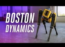 Enlace a Boston Dynamics presenta los nuevos trucos que puede hacer su perro-robot