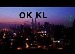 Enlace a Espectacular vista aérea del movimiento de Kuala Lumpur