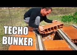 Enlace a ¿Cómo se pone el techo de un búnker?