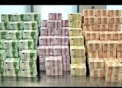 Enlace a Así se fabrican los billetes de EURO
