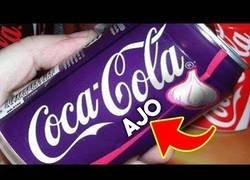 Enlace a Las bebidas más extrañas que Coca Cola sacó al mercado