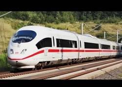 Enlace a Los trenes más rápidos del mundo