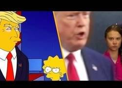 Enlace a Las predicciones que Los Simpsons han conseguido hacer a lo largo del tiempo