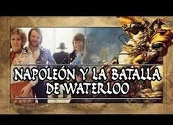 Enlace a La canción 'Waterloo' de Abba y sus connotaciones con la batalla perdida por Napoleón