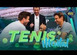 Enlace a David Ferrer y Gerard Piqué se retan al Tenis Mental de los 6 segundos