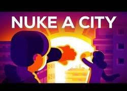 Enlace a ¿Qué pasaría si hubiese una explosión nuclear en medio de una gran ciudad?