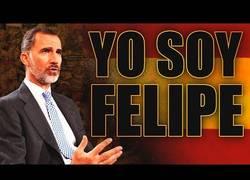 Enlace a 'Yo soy Felipe VI', la parodia sobre el monarca y la situación actual del país