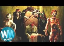 Enlace a Top 10 de videojuegos de terror olvidados
