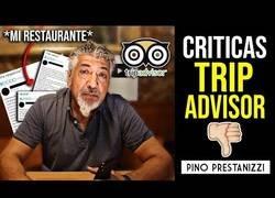 Enlace a El pizzero 'youtuber' contesta a las críticas de su restaurante en TripAdvisor
