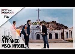 Enlace a Misión Imposible, la exhumación de Franco