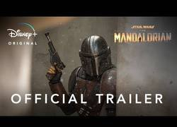 Enlace a El trailer de The Mandalorian, la serie de Star Wars que estará disponible en Disney+