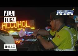 Enlace a Así actúa la Guardia Civil ante un conductor que se da a la fuga