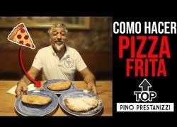Enlace a ¿Se puede freír la pizza?