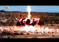 Enlace a Disparando misiles nucleares en zonas controladas