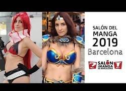 Enlace a Los mejores Cosplays del Salón del Manga 2019, Barcelona